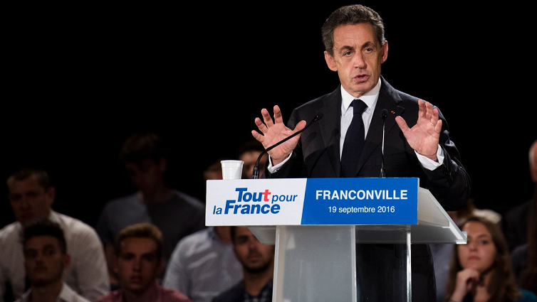 Nicolas Sarkozy (photo yahoo)