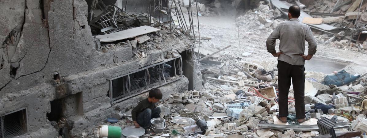 Syrie : La seule solution, c'est prendre le risque d'une confrontation avec la Russie !