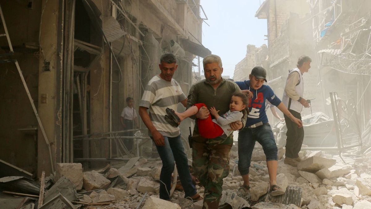 Syrie : la Russie met son veto au texte de la France