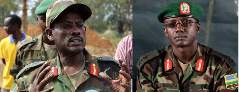 Sam Kaka na Joseph Nzabamwita bahawe ikiraka na Paul Kagame cyo gutera Uburundi mu izina rya CNARD!