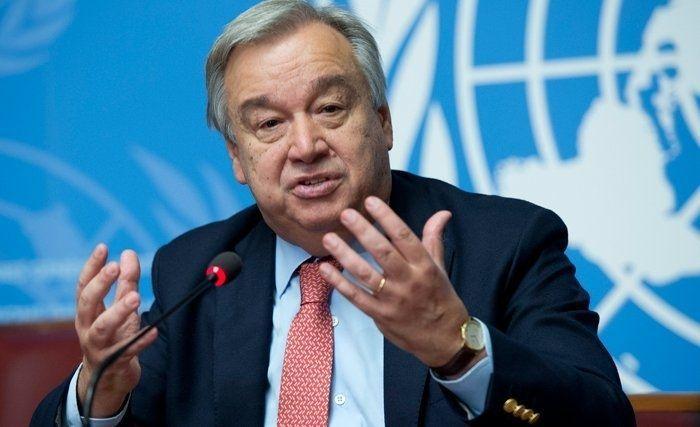 Antonio Guterres, le nouveau Patron de l'ONU