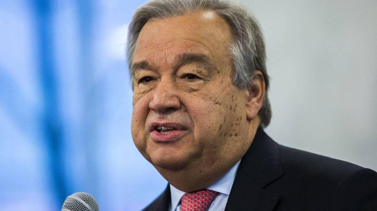 """Le nouveau chef de l'ONU prône une """"toute nouvelle approche"""" pour éviter les guerres"""