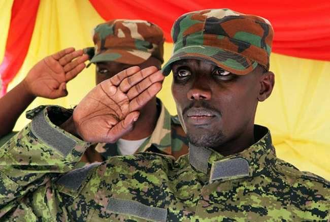 Brig Gen Sultan Makenga