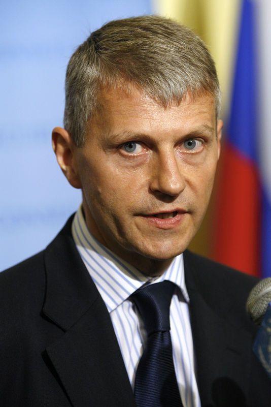 Jean-Pierre Lacroix, 56 ans, va prendre la suite de son compatriote français Hervé Ladsous à l'ONU