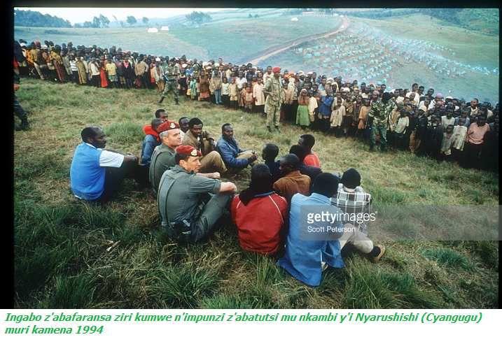 Rwanda: Alain Ngirinshuti aracyafite agahinda aterwa n'uko ingabo z'abafaransa zahagaritse urugamba rwa FPR Inkotanyi ntirugere ku musozo mu mwaka w'1994!