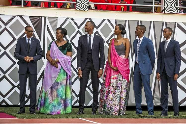 Uyu muryango wa Paul Kagame wonyine ufite umutungo uruta uwigihugu cyose cy'u Rwanda