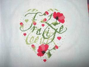 Coeur Fragile terminé