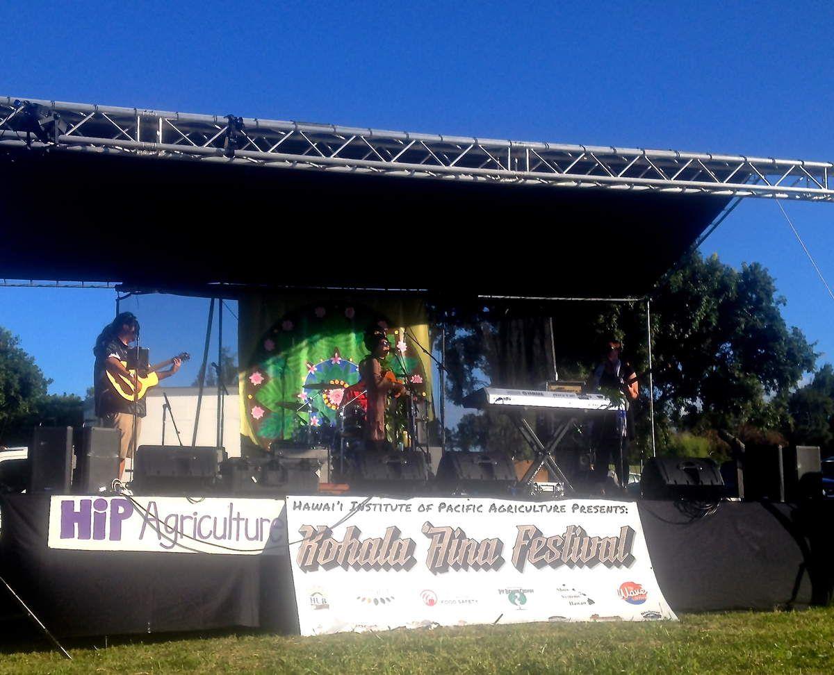 Kohala Aina Festival