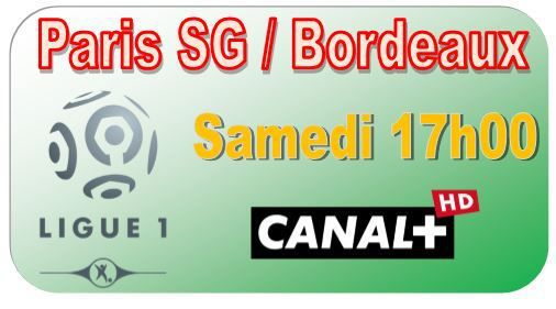 sam 25 oct ligue 1 j11 paris sg bordeaux 17h00 en direct sur bein sports 2. Black Bedroom Furniture Sets. Home Design Ideas