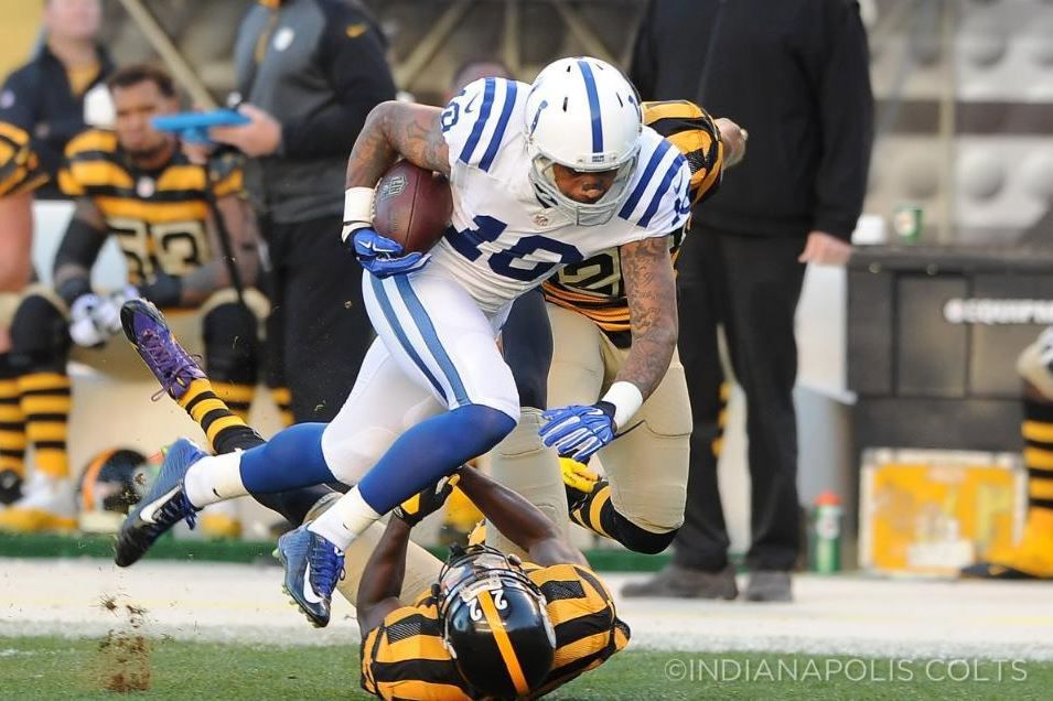 [Mar 04 Nov] NFL (Week 9) Indianapolis Colts @ New York Giants (direct 02h30) sur BeIN SPORTS 1 !
