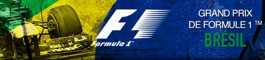 [Du 07 au 09 Nov] Formule 1 : Grand Prix du Brésil à suivre en direct sur les antennes du groupe CANAL+ !