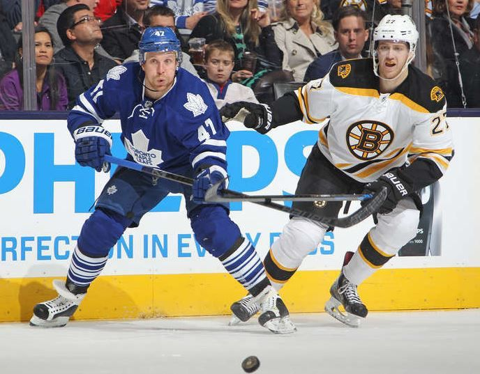 [Jeu 13 Nov] Hockey (NHL - Saison Régulière) Boston Bruins @Toronto Maple Leafs (20h45) sur Canal Plus Sport !