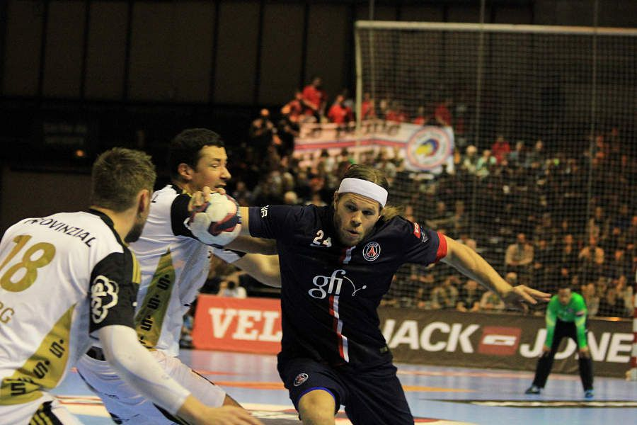 [Mer 19 Nov] Hand D1 H (J10) : Paris / Toulouse (20h45) en direct sur beIN SPORTS 3 !