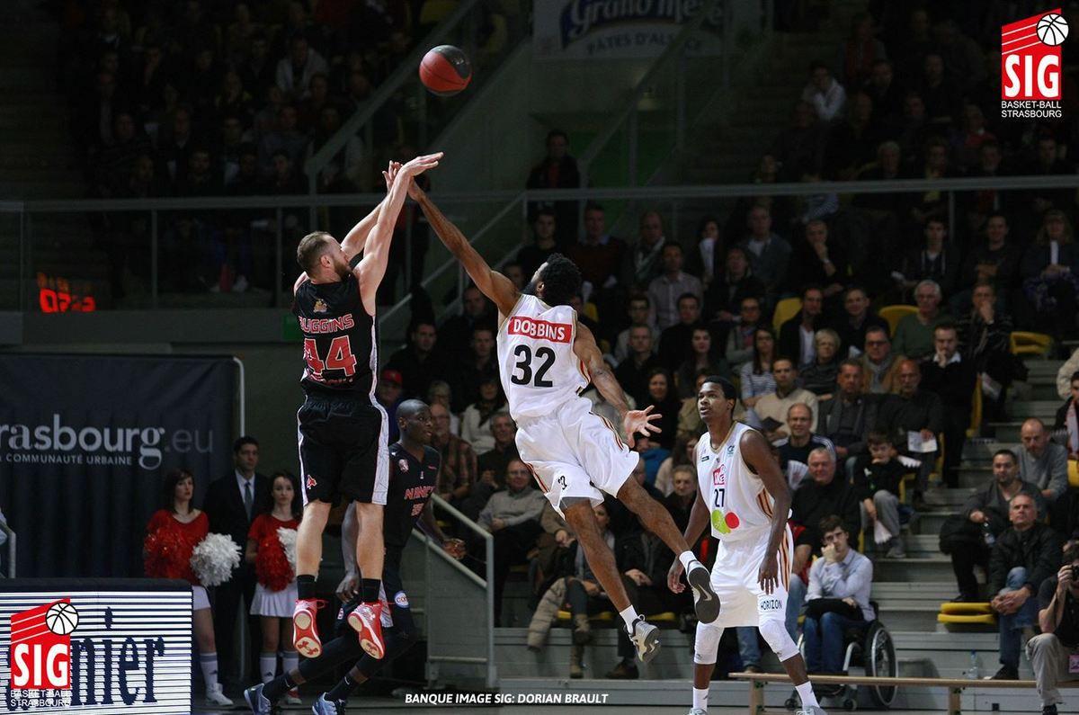 [Mer 03 Déc] Basket (Eurocoupe, Match de Poule) Strasbourg / Reggio Emilia, à suivre en direct à 20h30 sur l'Equipe 21 !