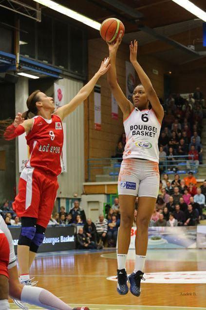 [Mer 10 Déc] Basket (Euroleague Dame, 6ème Journée) Bourges / Torun, à suivre en direct à 20h30 sur Sport Plus !