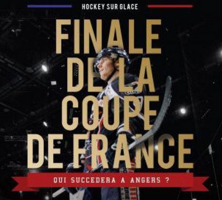 [Infos TV] Hockey - La finale de la coupe de France 2015 entre Amiens et Rouen sera diffusée le 25 janvier sur l'Equipe 21 !