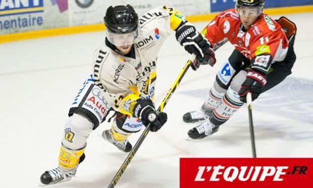 [Mar 20 Jan] Hockey (Ligue Magnus, 22ème Journée) Chamonix / Angers, à suivre en direct à 20h30 sur l'Equipe.fr !