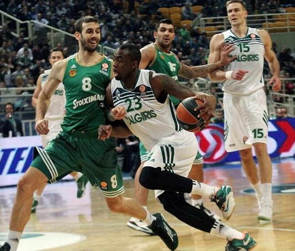 [Ven 23 Jan] Basket (Euroleague, 4ème Journée du Top 16)  Zalgiris Kaunas / Maccabi Tel-Aviv, à suivre en direct à 18h45 sur BeIN SPORTS 3 !