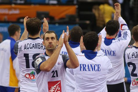 [Lun 26 Jan] Hand (Mondial 2015 - 1/8e) : France / Argentine (19h00) en direct sur beIN SPORTS 3 !