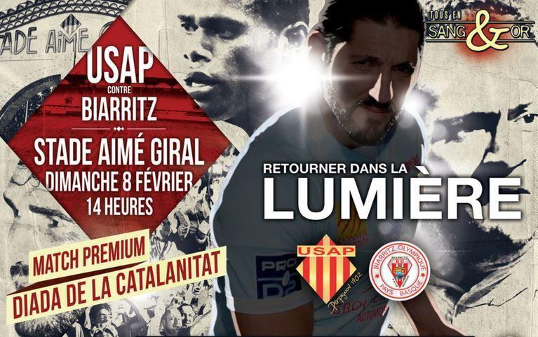 [Dim 08 Fév] Rugby Pro D2 (20ème Journée) Perpignan / Biarritz, à suivre en direct à 14h00 sur Sport Plus et France 3 !
