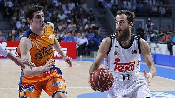 [Dim 15 Fév] Basket (Liga ACB, 21ème Journée) Valence / Réal de Madrid, à suivre en direct à 18h00 sur Sport Plus !