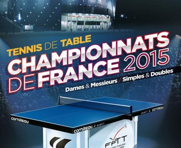 [Infos TV] Les championnats de France de Tennis de Table à suivre en direct ce dimanche 1er mars sur Ma Chaîne Sport !