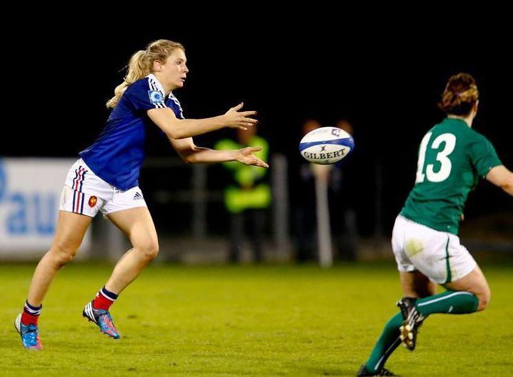[Ven 27 Fév] Rugby (tournoi des VI Nations Féminin) France / Pays de Galles, à suivre en direct à 20h55 sur France 4 !