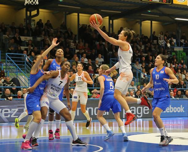 [Mar 03 Mars] Basket (Euroleague Dame, 1/4 de Finale Aller) Dynamo Koursk / Bourges, à suivre en direct à 17h00 sur Sport Plus !
