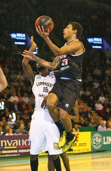 [Lun 16 Mar] Basket (24ème Journée de Pro A) Dijon / Limoges, à suivre en direct à 20h30 sur Sport Plus !