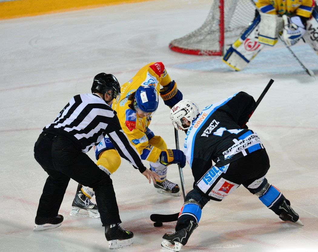 [Mar 24 Mar] Hockey (Ligue Magnus, Finale Match 1) Gap / Epinal, à suivre en direct à 20h30 sur l'Equipe.fr !
