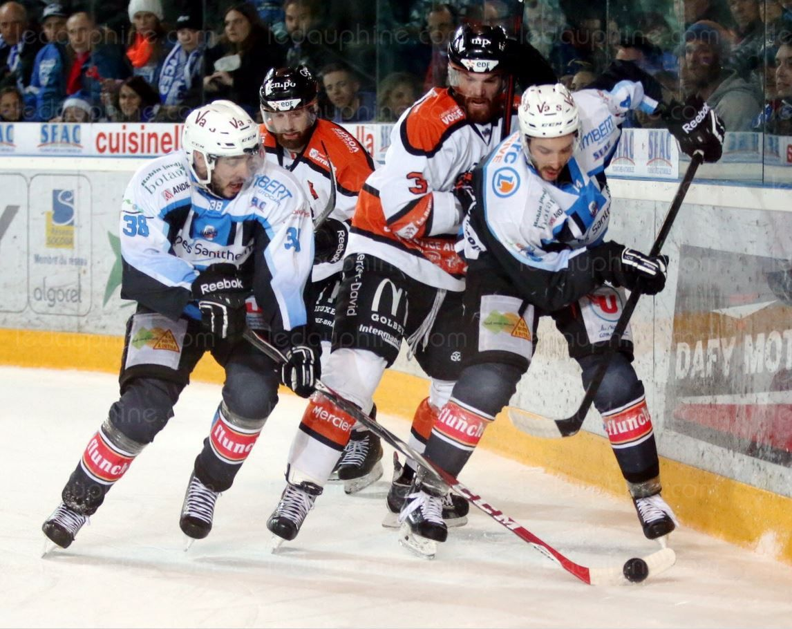 [Ven 27 Mar] Hockey (Ligue Magnus, Finale Match 3) Epinal / Gap, à suivre en direct à 20h15 sur l'Equipe.fr !