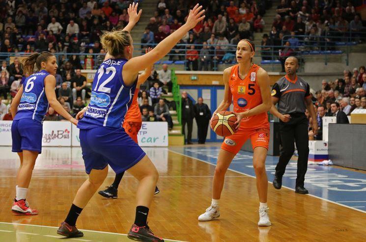 [Ven 17 Avr] Basket (Ligue Féminine, 1/2 Finale Retour) Bourges / Basket Landes, à suivre en direct à 20h45 sur Sport Plus !