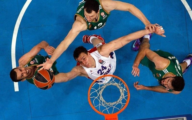 [Mer 22 Avr] Basket (Euroleague, 1/4 de Finale, Match 4) Panathinaikos / CSKA Moscou, à suivre en direct à 20h45 sur BeIN SPORTS 3 !