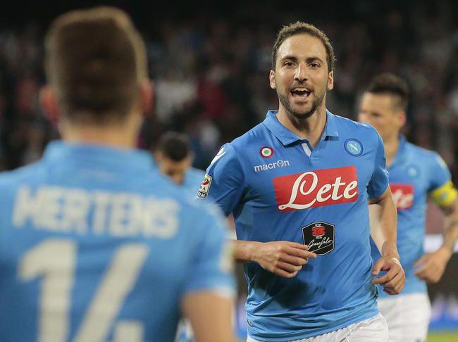 [Jeu 07 Mai] Ligue Europa (1/2.F Aller) : Naples / Dnipro (21h05) en direct sur beIN SPORTS 2 !