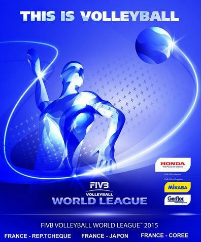 [Dim 31 Mai] Volley (World League, 2ème match) Corée du Sud / France, à suivre en direct à 07h00 sur BeIN SPORTS 2 !