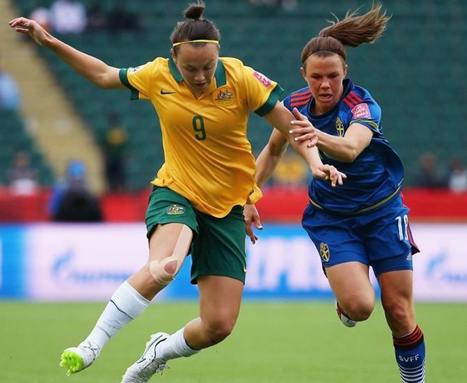 [Sam 20 Juin] Foot (Coupe du Monde Féminine, 1/8ème de Finale) Allemange / Suède, à suivre en direct à 22h00 sur W9 et Eurosport !