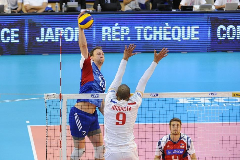 [Ven 19 Juin] Volley (World League, 1er match) République Tchèque / France, à suivre en direct à 18h10 sur BeIN SPORTS 2 !