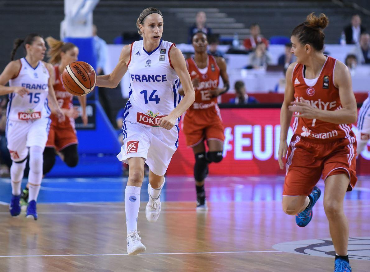 [Dim 21 Juin] Basket (Euro Féminin 2015) France / Biélorussie, à suivre en direct à 20h30 sur Canal Plus Sport !