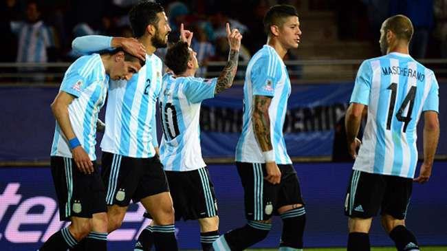 [Nuit du Ven 26 au Sam 27 Juin] Copa America : Argentine / Colombie (01h30) en direct sur beIN SPORTS 1 !
