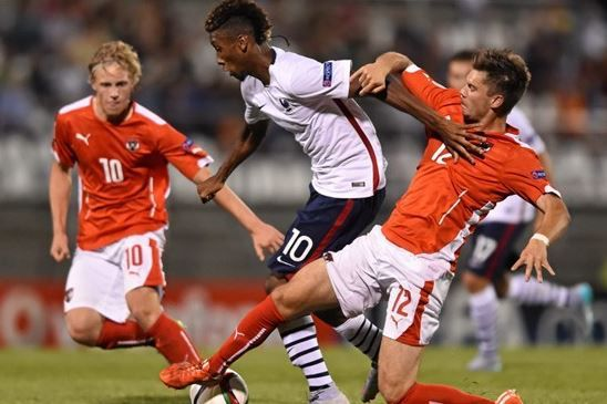 [Dim 12 Juil] Footabll (Euro U19 ans) France / Grèce, à suivre en direct à 20h00 sur Eurosport et D8 !