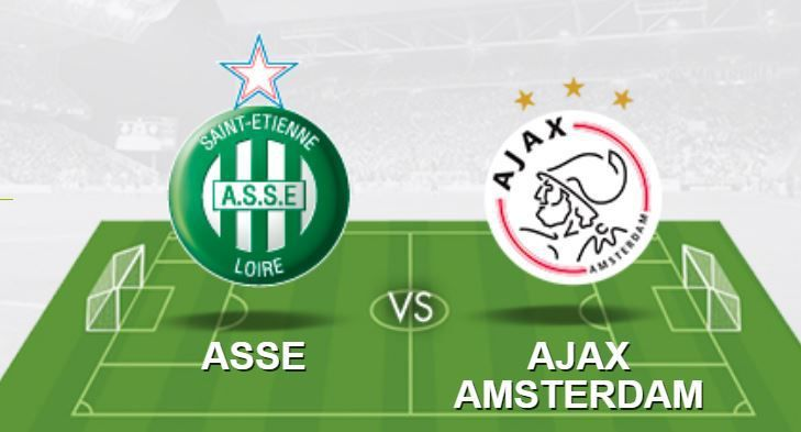 [Mer 22 Juil] Football (Amical) Saint Etienne / Ajax Amsterdam, à suivre en direct à 19h30 sur BeIN SPORTS 1 !