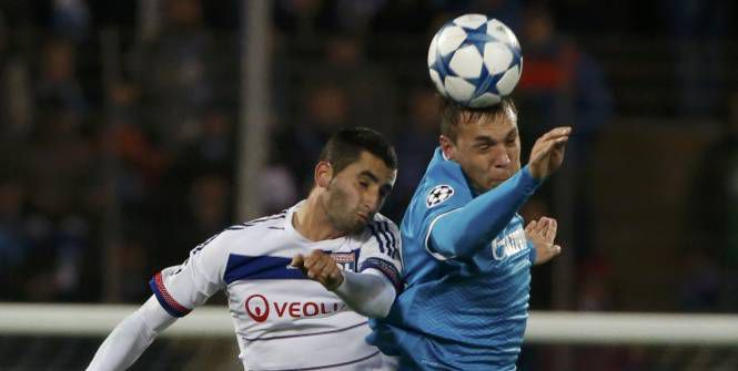 [Mer 04 Nov] Foot (Ligue des Champ) : Lyon / Zenith (20h45) en direct sur CANAL+ !