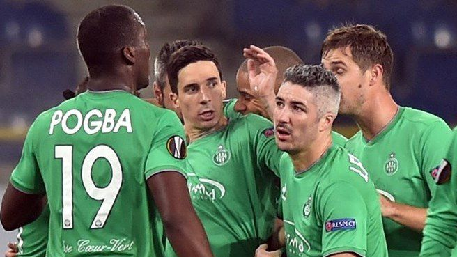 [Jeu 05 Nov] Ligue Europa : St-Etienne / Dnipro (21h00) en direct sur W9 et beIN SPORTS 1 !