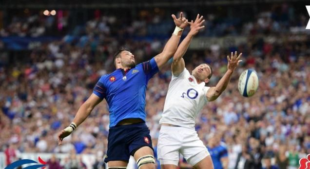 [Sam 19 Mar] 6 Nations 2016. France / Angleterre (21h00) en direct sur FRANCE 2 !