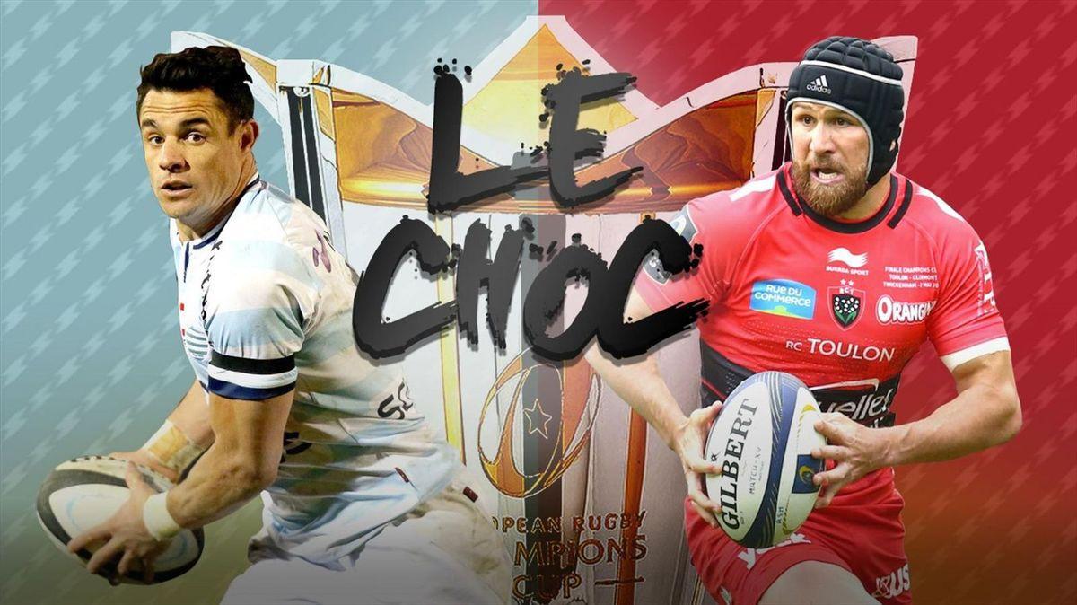 [Dim 10 Avr] Rugby Champion's Cup : Toulon / Racing 92 (17h00) en direct sur BEIN 2 et FRANCE 2 !