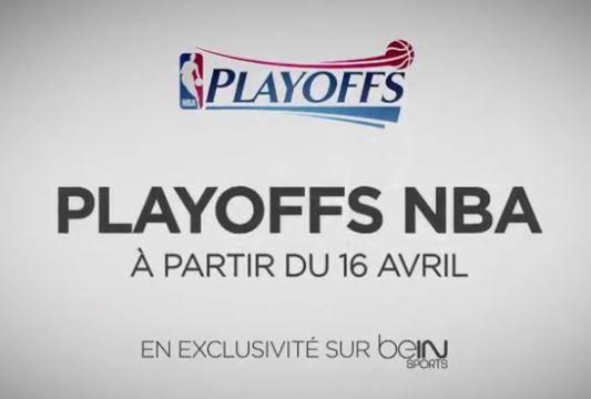 [Infos TV] NBA - Découvrez la programmation des playoffs à suivre du 16 au 24 avril sur beIN SPORTS !