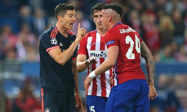 [Mar 03 Mai] Foot Ligue des Champ. (1/2.F Retour) : Bayern Munich / Atl.Madrid (20h45) en direct sur CANAL+ !