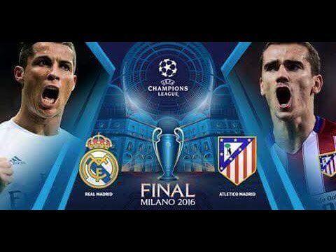 [Sam 28 Mai] Foot (Ligue des Champions) FINALE : Real Madrid / Atl. Madrid (20h45) en direct sur BEIN1 et D8 !
