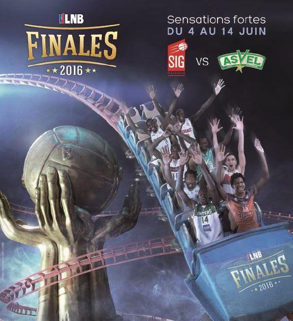 [Sam 04 Juin] Finale Pro A - Strasbourg / Villeurbanne (Episode 1) à suivre en direct à 20h30 sur Ma Chaîne Sport !