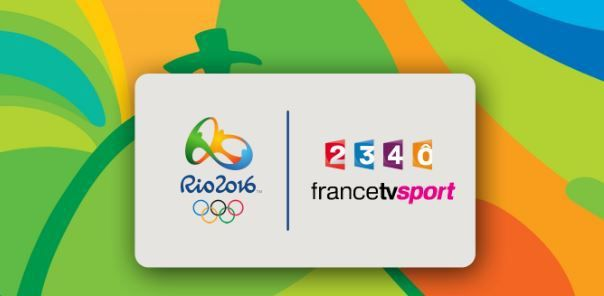 [JO 2016 Rio] Dispositif TV complet de FRANCE TELEVISIONS !
